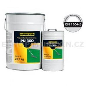 MUREXIN Polyuretanový povlak  PU 300 25 kg sada RAL odstín skupina 1