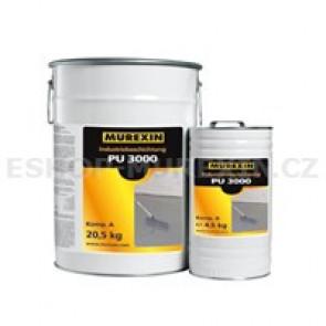 MUREXIN Polyuretanový povlak Industrie PU 3000 4,5 kg komp. B