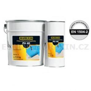 MUREXIN Nátěr uzavírací polyuretanový PU 40 A transparentní mat 7,5 kg