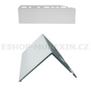MUREXIN Profil terasový MT 40 stříbrošedý  3bm