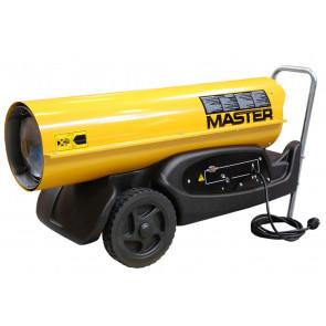 Master B130 mobilní naftové topidlo