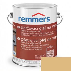 REMMERS Udržovací olej na WPC BEZBARVÁ 0,75L