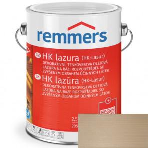 REMMERS HK lazura BEZBARVÁ 2,5L