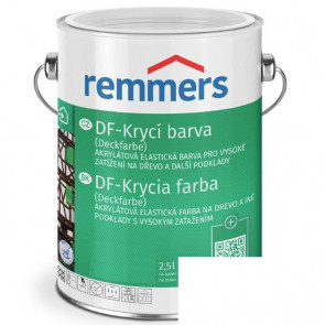 REMMERS DF-KRYCÍ BARVA BÍLÁ 10L