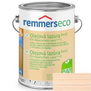 REMMERS OLEJOVÁ LAZURA [ECO] BÍLÁ 0,75L