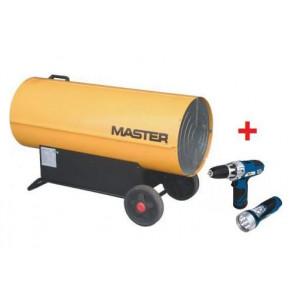 MASTER BLP 103 E plynové topidlo