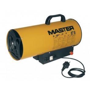 Master BLP26M plynové topidlo s ventilátorem