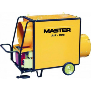 Master BV310FS mobilní naftové topidlo