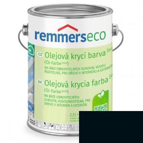 REMMERS OLEJ.KRYCÍ BARVA [ECO] ČERNÁ 2,5L