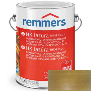 REMMERS HK lazura DUB RUSTIKÁLNÍ 5,0L