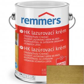REMMERS HK lazurovací krém DUB SVĚTLÝ 2,5L