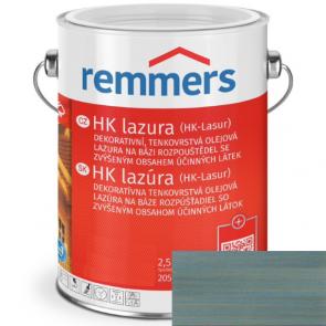REMMERS HK lazura FRÍSKÁ MODRÁ 0,75L