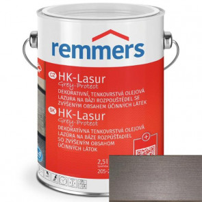 REMMERS HK-LASUR Grey Protect FT20923 grafit.šedá 5,0L