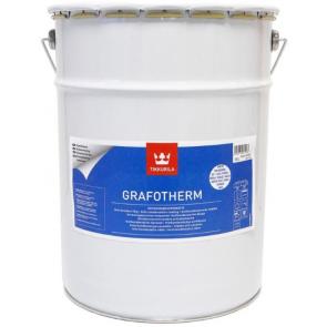 Tikkurila GRAFOTHERM GREY antikondenzační nátěr zamezující odkapávání vody z povrchů 18L