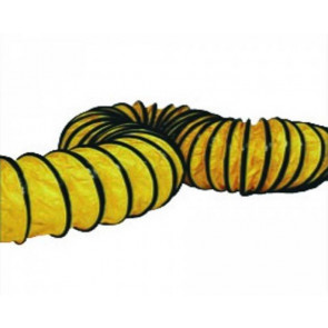 Master hadice PVC pružná 31cm / 7,6m (2-vývody)