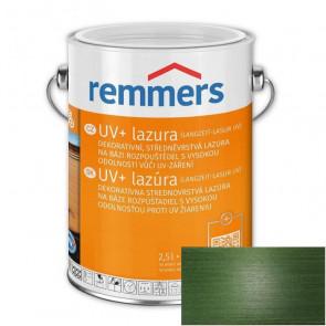 REMMERS UV+ LAZURA JEDLOVĚ ZELENÁ 0,75L