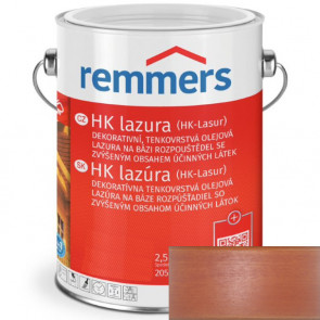 REMMERS HK lazura MAHAGON 2,5L