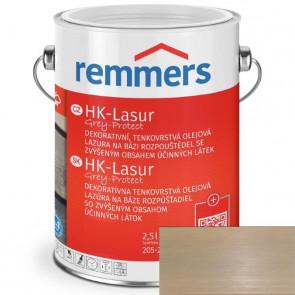REMMERS HK-LASUR Grey Protect FT20930 mlhově šedá 2,5L