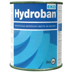 HYDROBAN EKO barva na bazény 10kg modrý