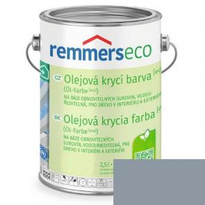 REMMERS OLEJ.KRYCÍ BARVA [ECO] OKENNÍ ŠEDÁ 0,75L