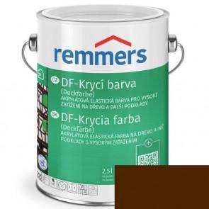 REMMERS DF-KRYCÍ BARVA OŘECHOVĚ HNĚDÁ 0,75L