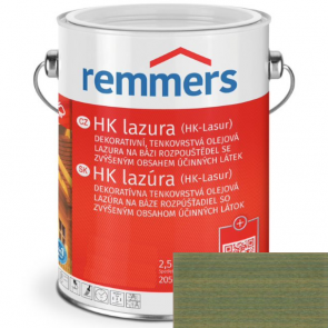 REMMERS HK lazura SOLNO-ZELENÁ 5,0L