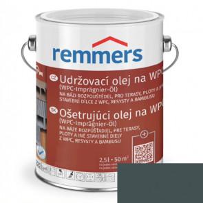 REMMERS Udržovací olej na WPC ŠEDÁ 2,5L