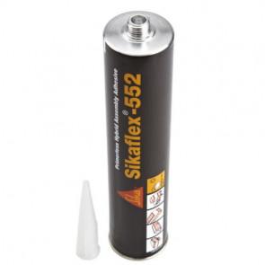 Sikaflex-252 černá 300ml KART