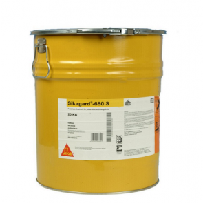 Sikagard-680S Betoncolor RAL 7035 30kg