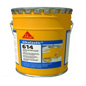 Sika Sikalastic 614, 15 l tekutá hydroizolace RAL7045