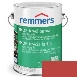 REMMERS DF-KRYCÍ BARVA ŠVÉDSKÁ ČERVENÁ 5,0L
