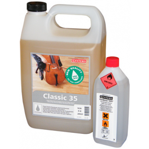Synteko CLASSIC 50 - rychletuhnoucí dvousložkový lak  16,5 L