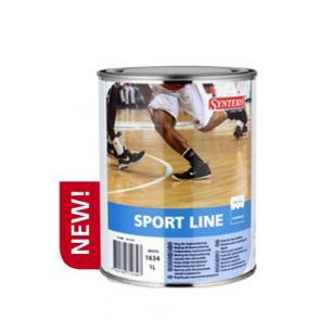 Synteko SPORT LINE nátěr pro zhotovení sportovních čar, transparent