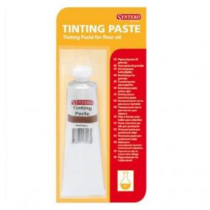 SYNTEKO TINTING PASTE Olejová barevná tónovací pasta teak 100ml