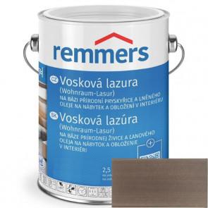 REMMERS VOSKOVÁ LAZURA TOSKÁNSKÁ ŠEDÁ 2,5L