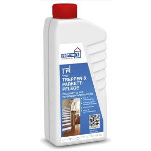 Remmers Aidol Treppen-& Parkettpflege  1 L údržba lakovaných podlah, laminátu, PVC, lina
