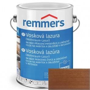 REMMERS VOSKOVÁ LAZURA TŘEŠEŇ 2,5L