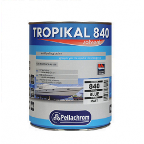 Pellachrom Tropikal 840 1kg modrý
